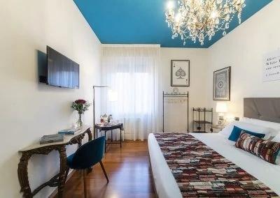 Stanza di Alice in guest house a Bologna di Bibliò Rooms